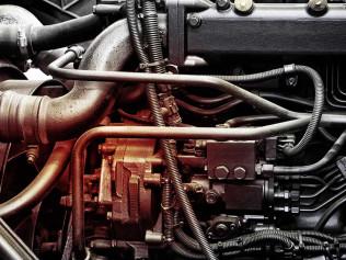 Diesel Mechanic Shop